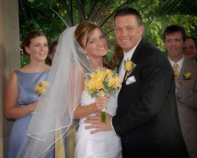 Romantic austin wedding photography