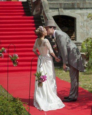 Schloss Stülpe wedding