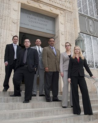 Austin Texas Attorney group photography