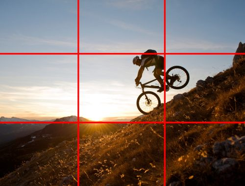 more on the rule of thirds